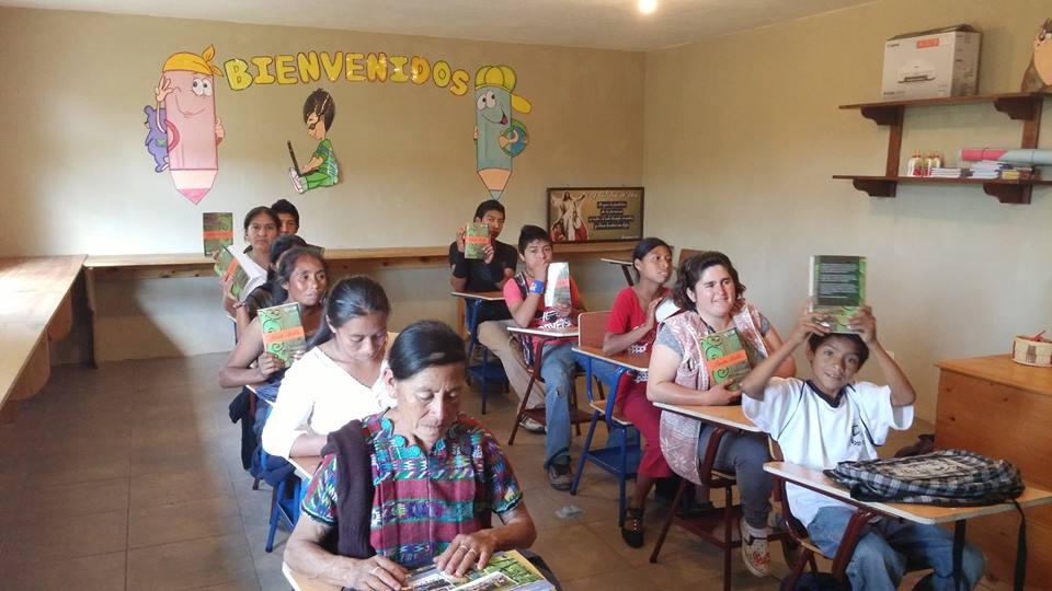 Love Guatemala Literacy