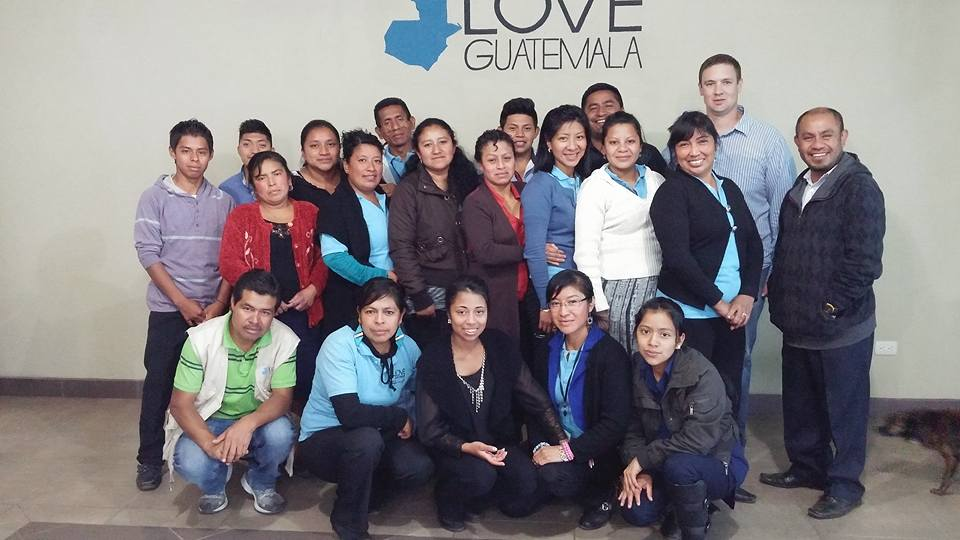 Love Guatemala Staff
